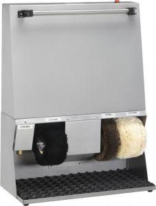 LU4120  Machine à nettoyer les chaussures Blanche 62x30x83h