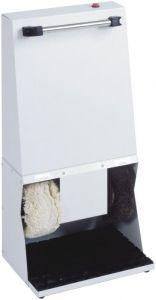 LU4131 Machine à nettoyer les chaussures Blanche 42x30x83h