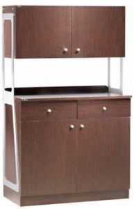ML 3214SSPN Serving furniture Cutlery drawers 2 doors 2 drawers 2 wall units