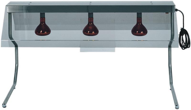 Tpi 4714 telaio 1 lampada infrarossi