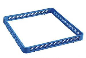 RIAU Universal elevation for dishwasher racks 50x50 h4,5 blue