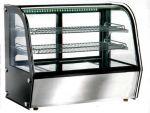 TVPH 100 Vetrina riscaldata ventilata da banco 71x46x67h