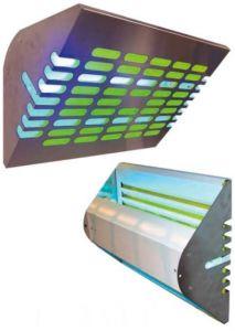 FT30 Insecticida eléctrico lampara UV-A acero inox