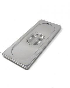 CPR2 / 8 Cover 2/8 in stainless steel AISI 304