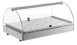 VET7010 - climatizada Showcase - una tenue suelo. 50X35X25
