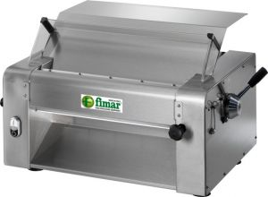 SI520M Maquina extendedora de masa para pizza y pasta 520 mm - monofásico