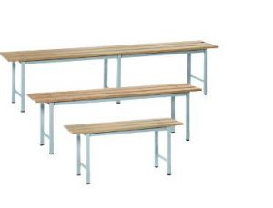 IN-P.3.V Painted wooden benches - dim. 100x35x45 H