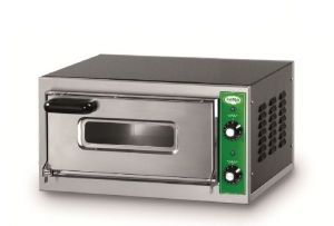 B1V - Pizza ovens INOX 1 PIZZA 40 cm - Single phase