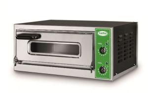 B7M - Pizza oven INOX 1 PIZZA 50 cm Single-phase