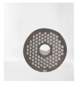 F0408 Assiette de rechange 3,5 mm pour hachoir à viande Fama MODÈLE 12
