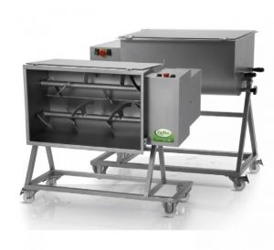 FIC 30MC - 30 KG single-piece kneading machine complete with trolley