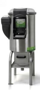 FP111 - Pelador de patatas de 10 kg con base alta, cajón y filtro incluidos - trifásico