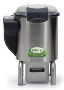 FPC303 -Puliscicozze 5 KG con cassetto e filtro incluso - Trifase