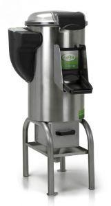 FPC308 - Limpiador de mejillones de 18 kg con base alta, cajón y filtro incluidos - Monofásico