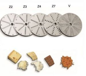 FTV122  - Disco per Grattuggiare pane e formaggio  - V -