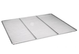 GR6040 - Professional 60x40 cm grid in MOCA certified stainless steel