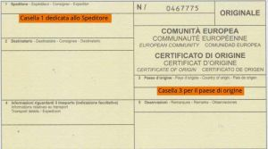 Costo por expedición del Certificado de Origen.