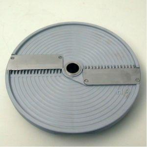 Disco H4 para corte de cerillas para cortadora eléctrica de vegetales