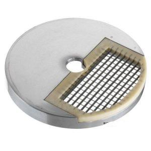 NPD10x10x5 Disco para cortar en cubitos para Mozzarella Cutter TAC