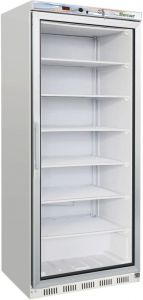Frigorífico G- EF600G  Statcio ECO con puerta de vidrio - Capacidad 555 Lt - Temperatura negativa