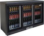 G-BC3PS Horizontal refrigerated display case - 3 sliding doors