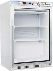 Eje frigorífico estático G-EF200G ECO, capacidad 130 lb - color blanco