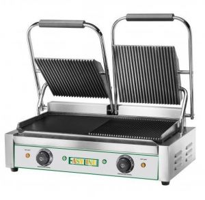EG03M Double Cooking Plate, Mixed Plane 3600W