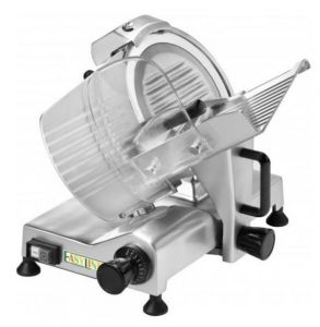 HBS300 Gravity slicer with 30 cm blade. cutting thickness: 0-160 mm