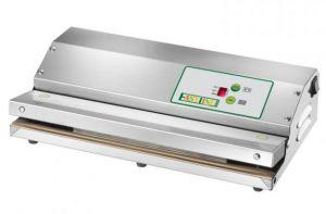 SBP400 sottovuoto a barra con barra saldante da 400 mm.