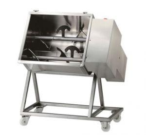 50C2PN Mélangeur électrique à viande en acier inoxydable 50 kg 2 lames