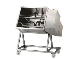 75C1PN Impastatrice per carne elettrica inox 75 kg 1 pala