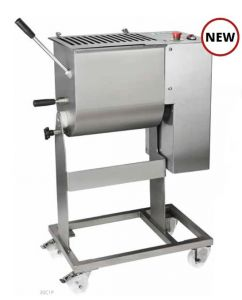 30C1P Kneader for electric meat stainless steel 25-30 kg 1 blade