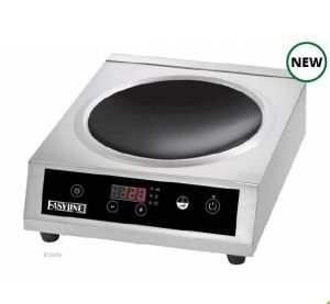 BT350W Induction plate with wok