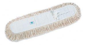 00000252 Frange de coton avec lacets - Blanc - 60 cm