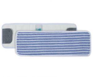 00000692 Ricambio Wet System Microfibra - Bianco-Blu - 40 C