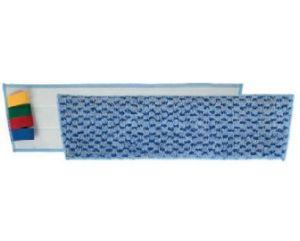 00000724 Ricambio Sistema Velcro Microsafe - Azzurro-Blu -