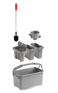 00003260K51 Eroy Bucket E-01 - Gray - Without Wheels