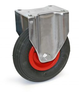 00003439Z WHEEL 200 MM FOR EXTERIORS - FIXED WHEEL