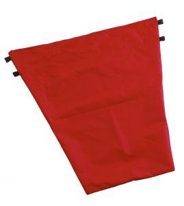 00003618 Sac 50 L PVC - Rouge - Dimensions 62x65 Cm