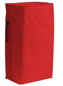 00003641R Sac plastifié de 150 L - Rouge
