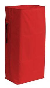00003648 120 L Plasticized Sack - Red