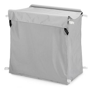 00003665 PLASTICIZED BAG WITH COVER - GRAY - 200 L
