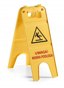 00003684 SIGNAL 2 DOORS - PL - YELLOW - WITH AGGA SYSTEM